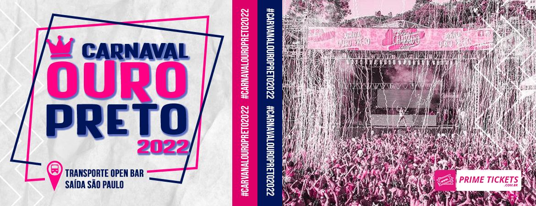 Carnaval Ouro Preto - Saída São Paulo
