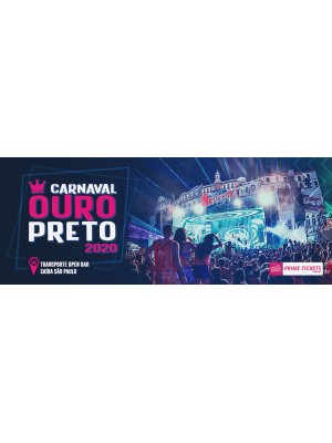 Carnaval Ouro Preto X São Paulo