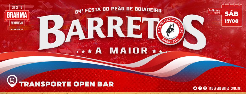 Rodeio de Barretos 2019 - 17/08