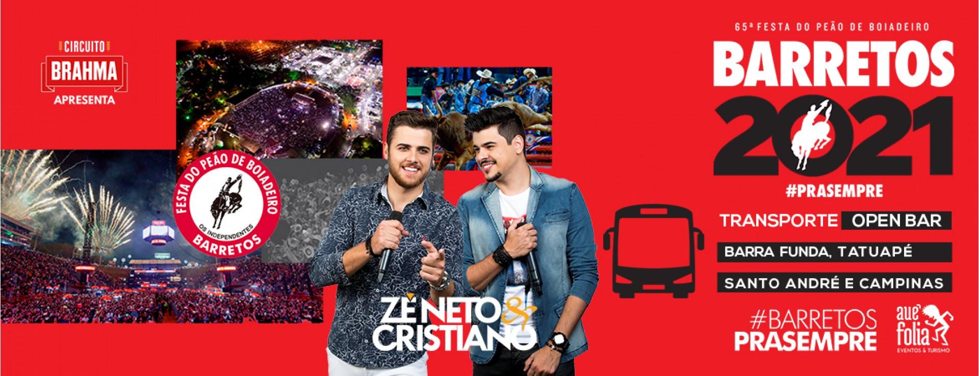 Barretos 2021 - Zé Neto e Cristiano